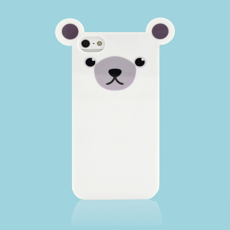 iPhone 5 Polar Bear Case