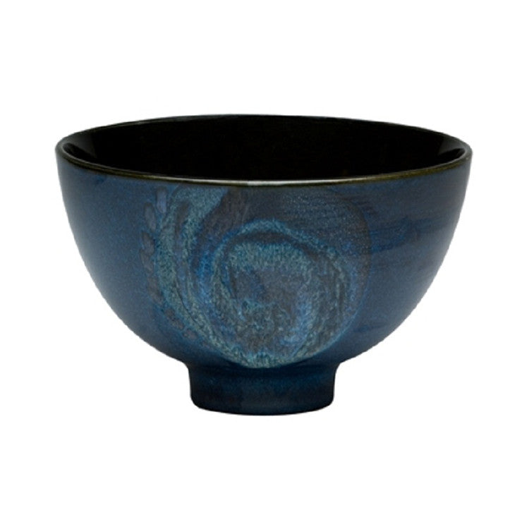 Coupe Bowl 6.25\ Blue Set Of 4""