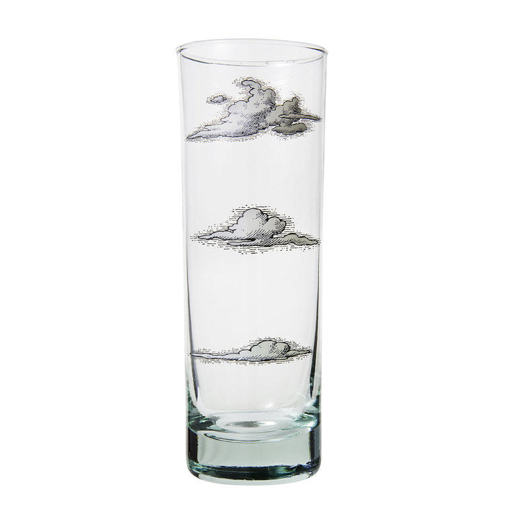 Clouds Tall Glass Set Of 6