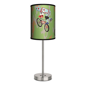 Carrie Masters BMX Lamp