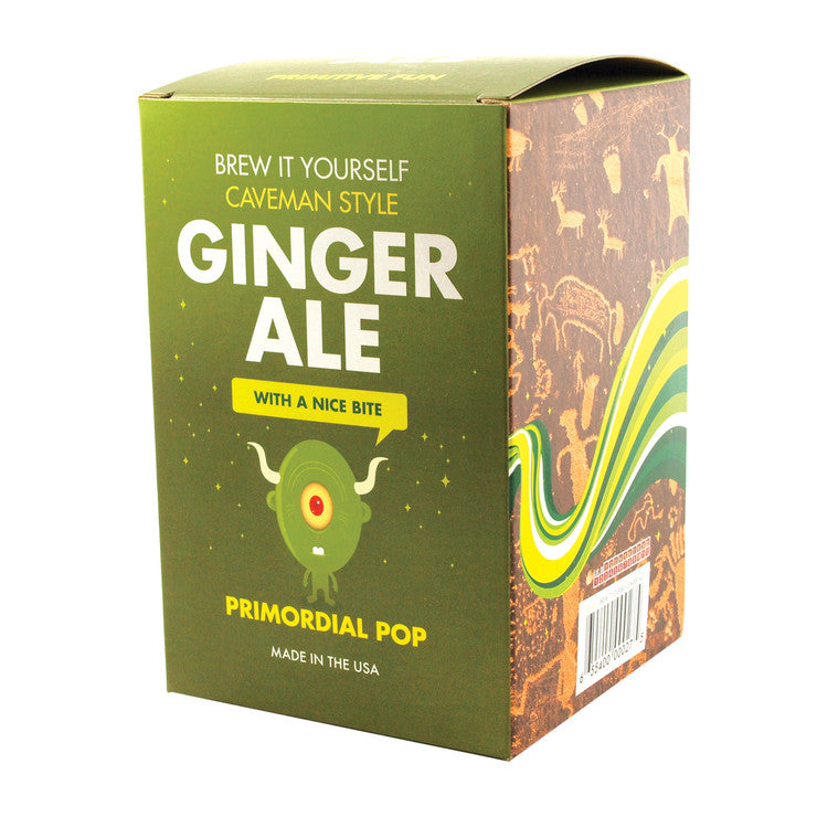 DIY Ginger Ale Kit