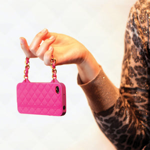 iBag iPhone Case Pink