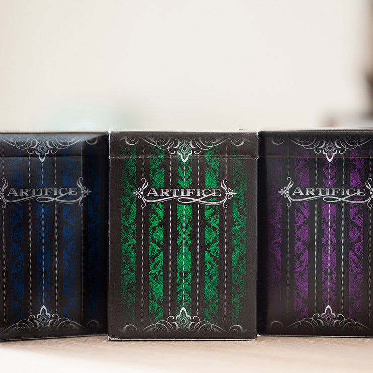 Artifice Playing Cards Set of 3
