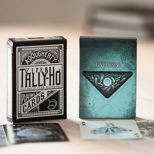Fathom & Viper Playing Cards