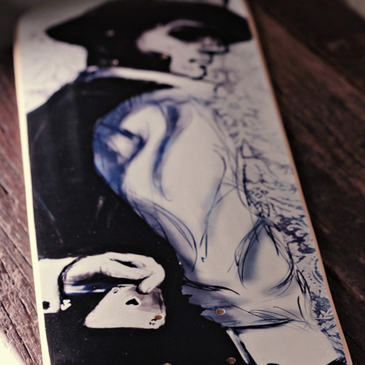 Custom Skateboard Deck Artifice