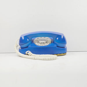 Azul Blue Princess Phone