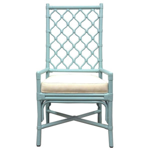 Ambrose Arm Chair Blue