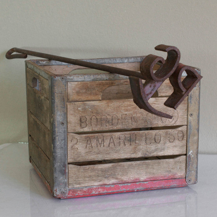 Hand Forged Branding Iron II