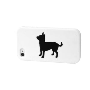 Chihuahua iPhone Case White I