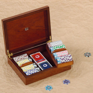 200-Piece Chip Set With Cards