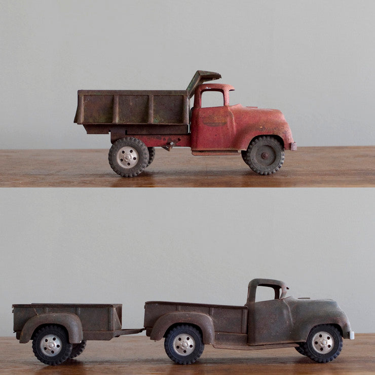 1950s Tonka Toy Trucks