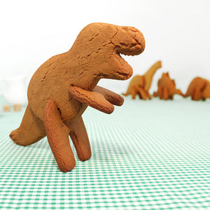 3D Cookie Cutters T-Rex