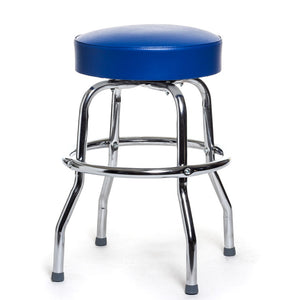 1950 Counter Stool Blue