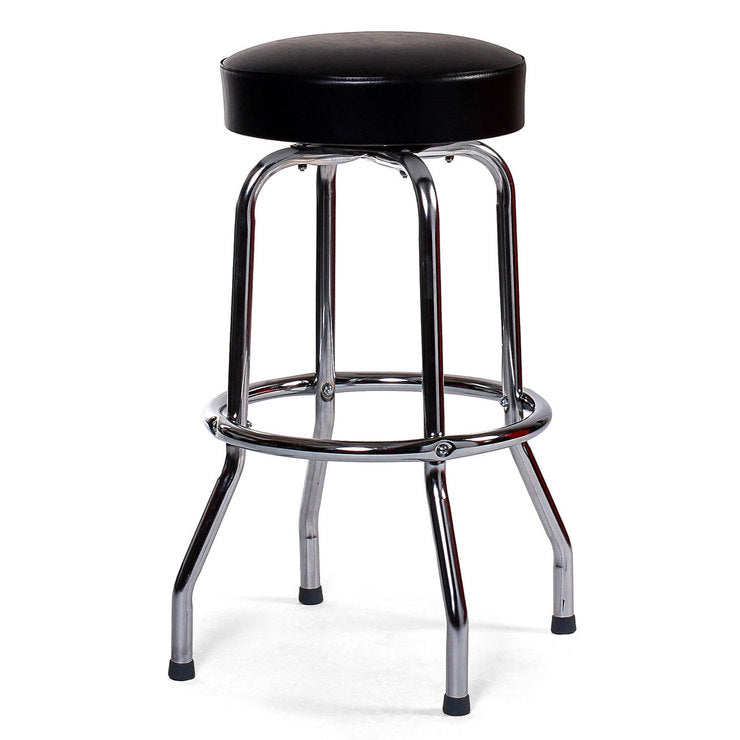 1950 Bar Stool Black