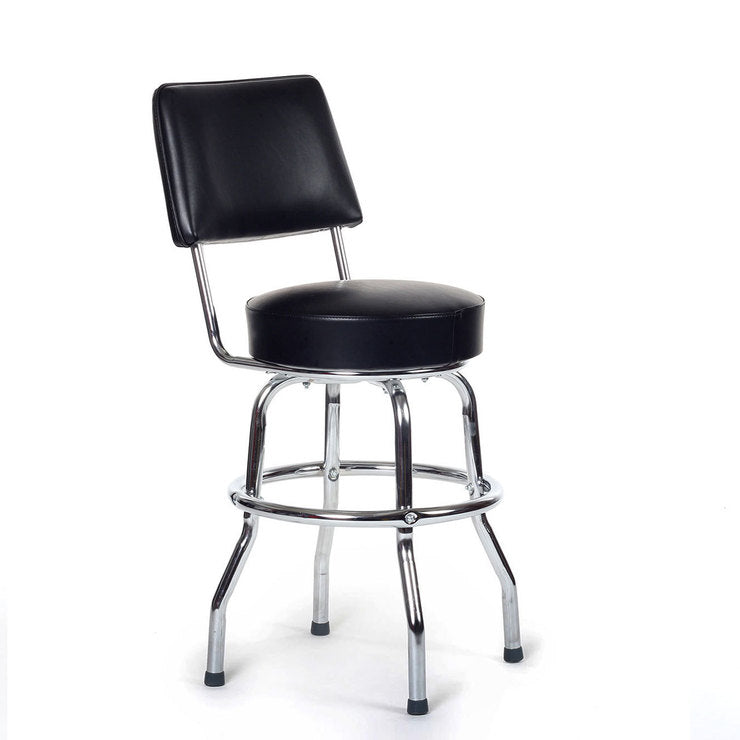 1957 Counter Stool Black