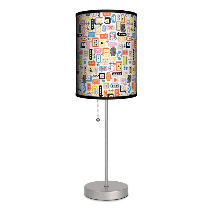 Chatterbox Table Lamp