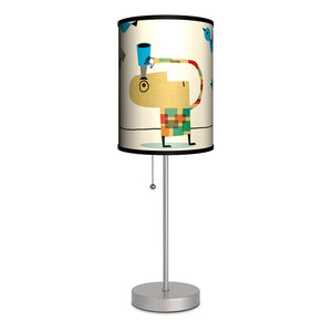 Birds Table Lamp