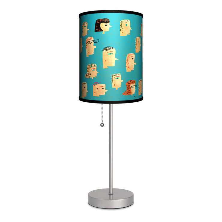 Faces Table Lamp