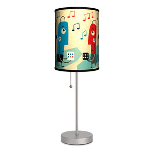 Music Table Lamp