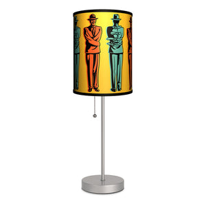 Business as Usual Table Lamp