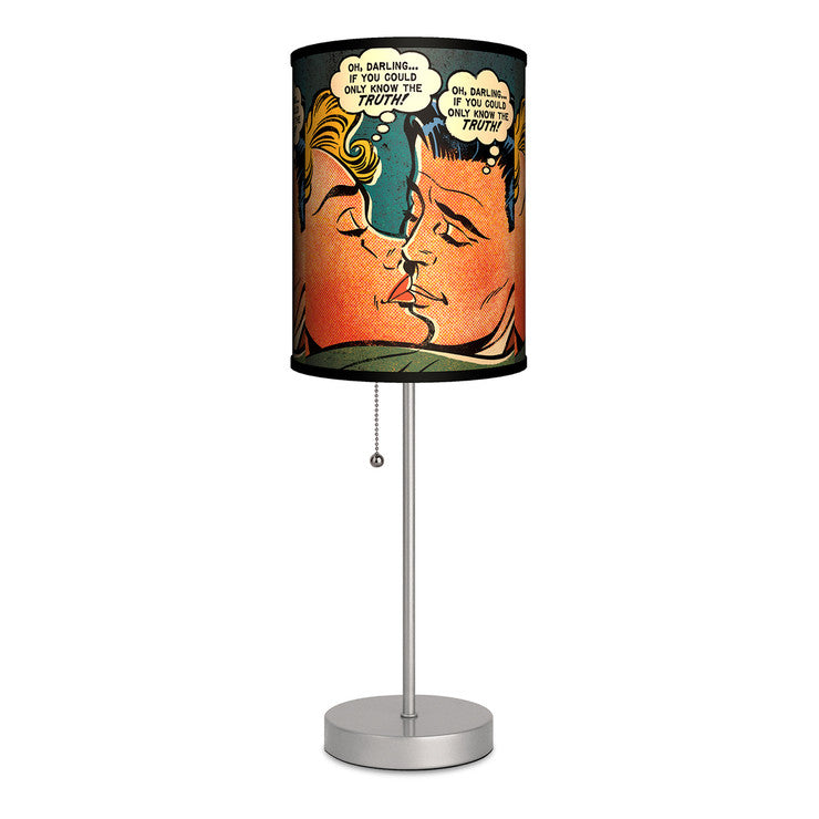 Know the Truth! Table Lamp