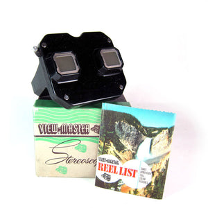 Viewmaster Stereoscope
