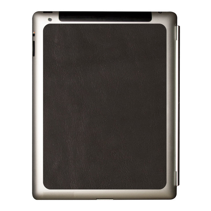iPad 2/3 Partial Leather Black
