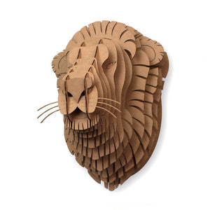 Leon Lion Trophy Head\, Large