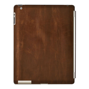 iPad 2/3 Leather Back Auburn