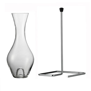 Audience Tall Decanter & Stand