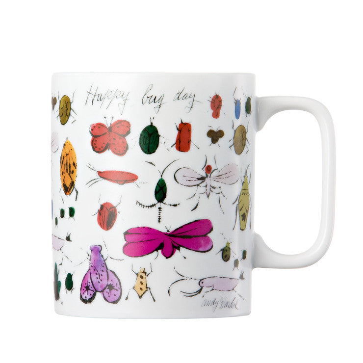 Happy Bug Day Mug Large