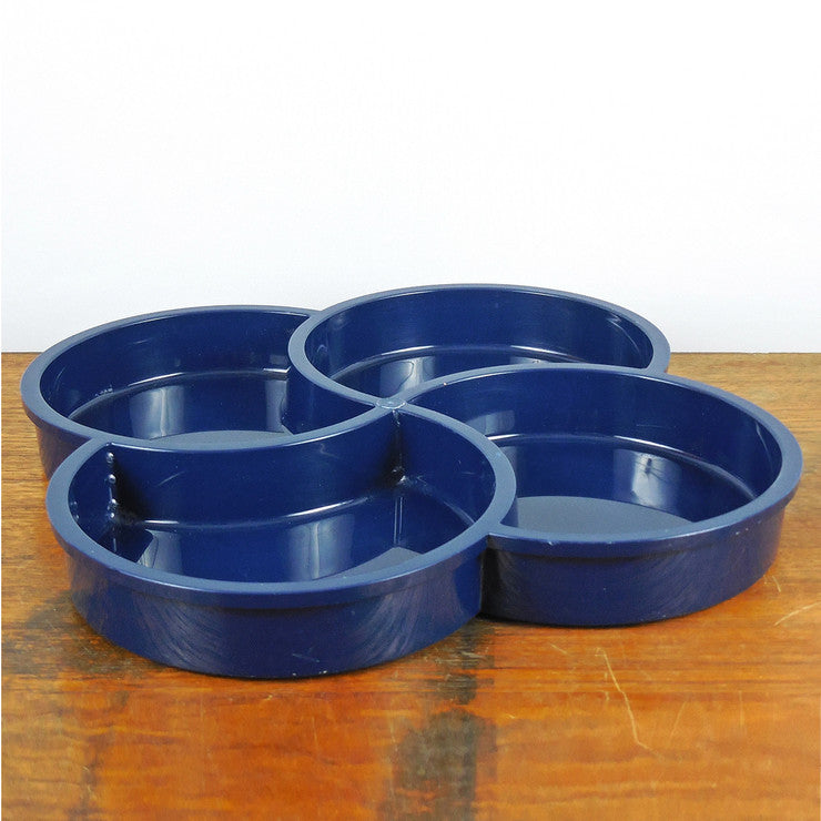 Dansk Dark Blue Tray