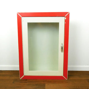 Fire Extinguisher Cabinet II
