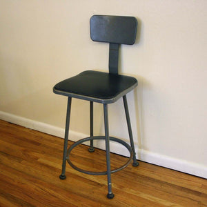 Industrial Drafting Stool II