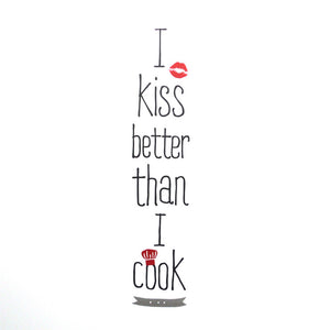 Kiss Better Than I Cook