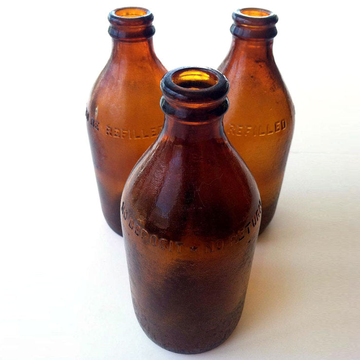 Anchor Glass Bottle Lot I