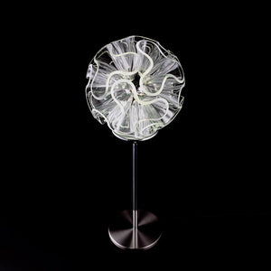 Coral Table Lamp White