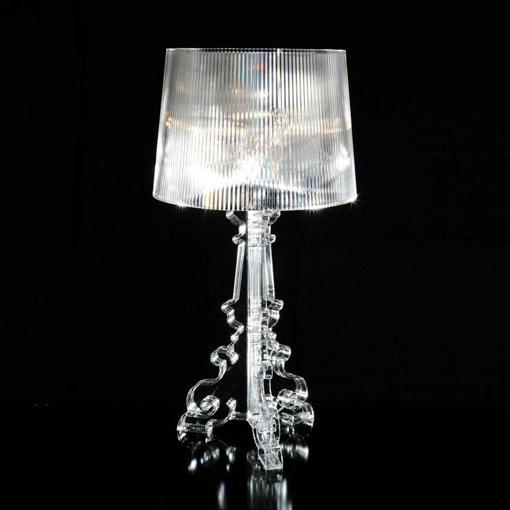 Bourgie Table Lamp Crystal