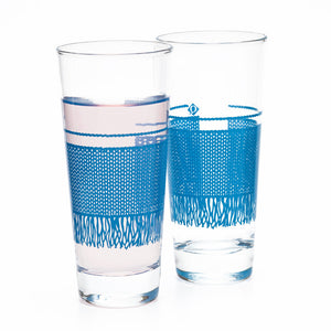 Njoy Knitted Glass 2 Piece