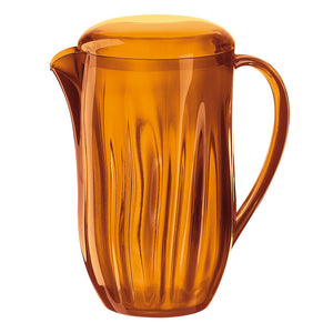 Aqua Pitcher Orange