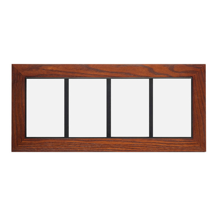 Adler Collage Frame Walnut II