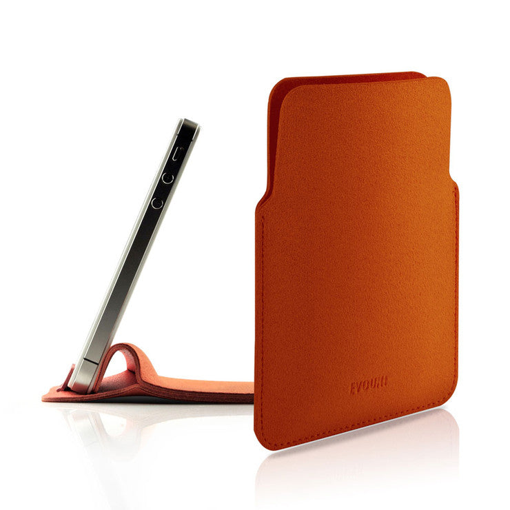 iPhone 4 Stand Pouch Orange