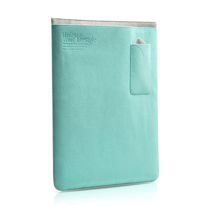 iPad 2/3/4 Fiber Pouch Green