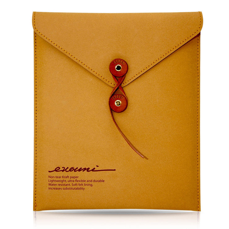 iPad 2 Non-Tear Envelope Olive