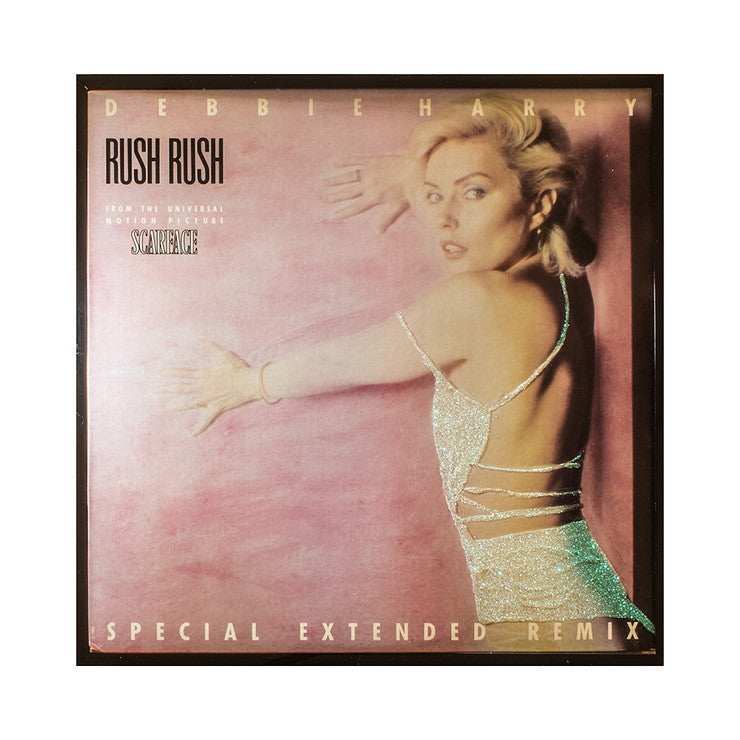 Debbie Harry Rush Rush