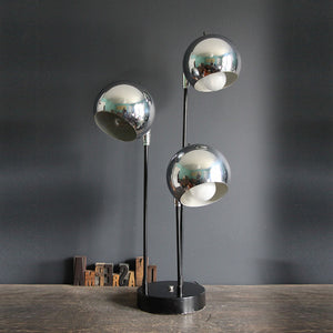 3-Headed Sonneman Table Lamp