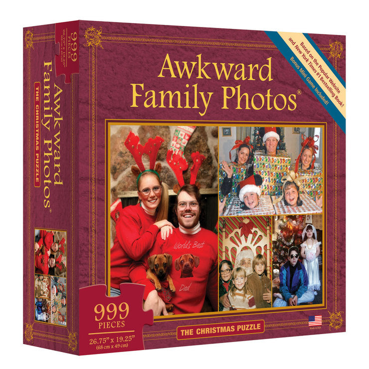 Awkward Family Christmas Puzzle