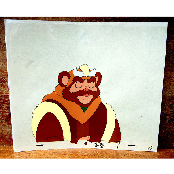 Ewok Animation Cel VI
