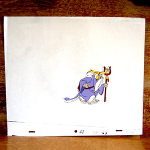 Ewok Animation Cel VIII