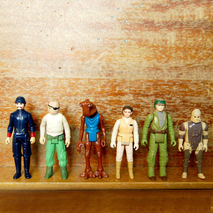 Star Wars Action Figures XI